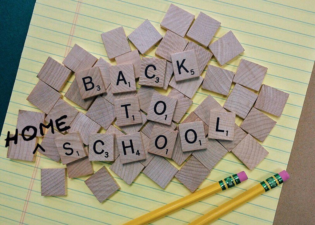 Back-to-Homeschool