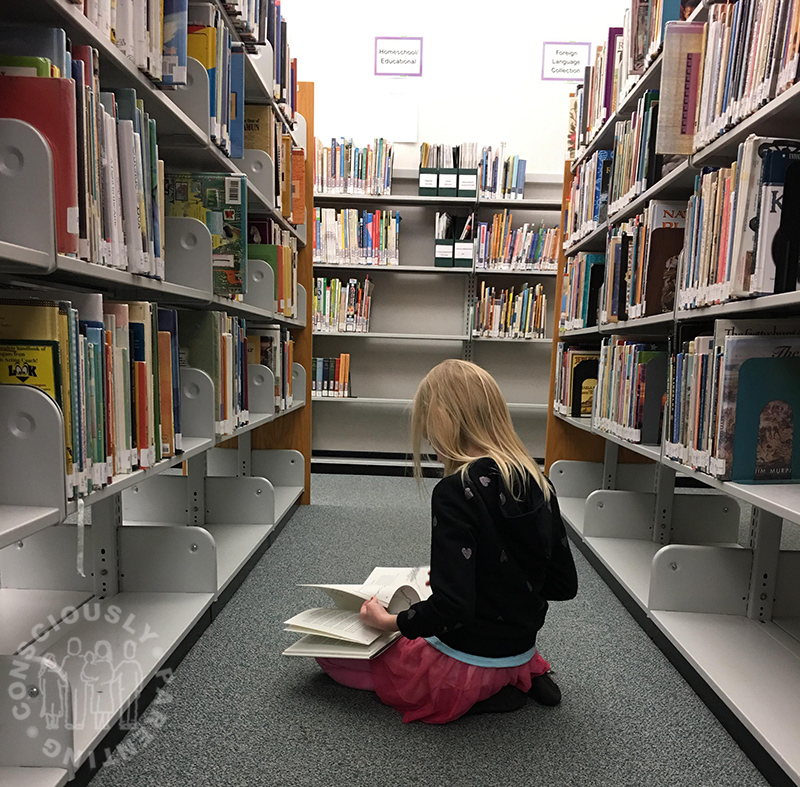 library-date