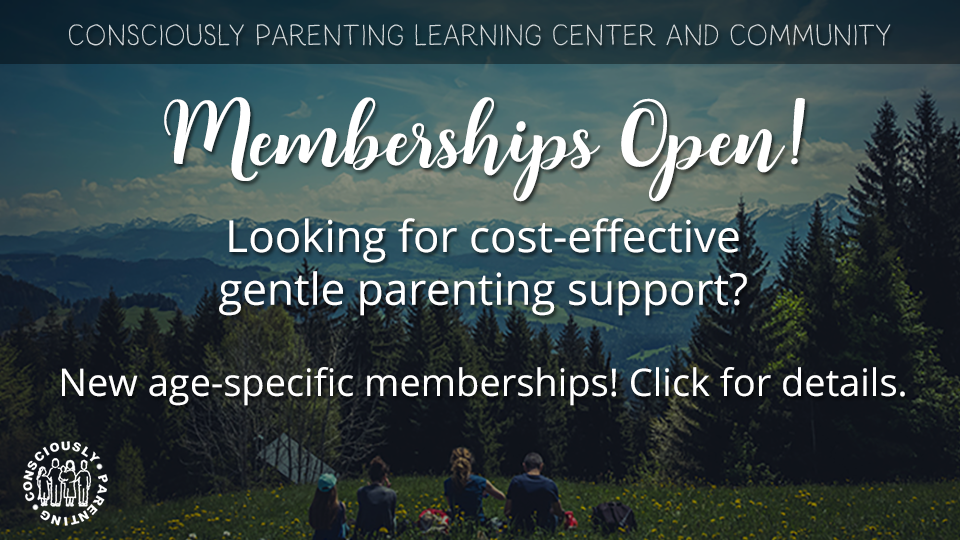 Home Page - The Consciously Parenting Project
