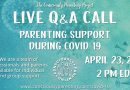 Support for you and your family during Covid-19